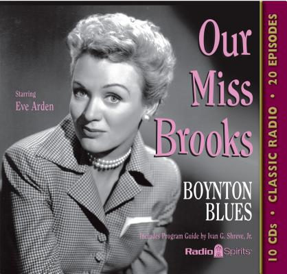 Our Miss Brooks: Boynton Blues Cover Image