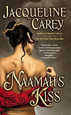 Cover for Naamah's Kiss (Kushiel Legacy)