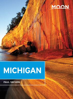 Moon Michigan (Travel Guide) Cover Image