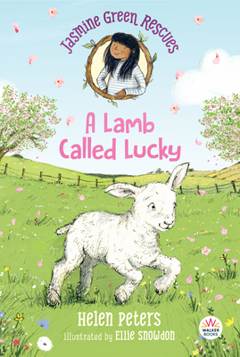 Jasmine Green Rescues: A Lamb Called Lucky Cover Image