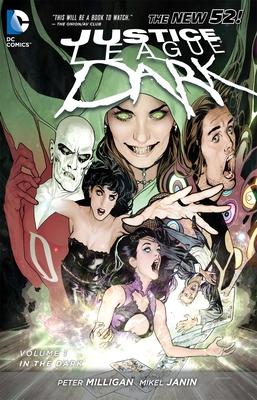 Justice League Dark Vol. 1 Cover