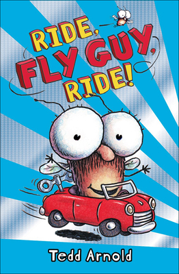 Ride, Fly Guy, Ride! Cover Image