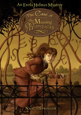 Cover for The Case of the Missing Marquess