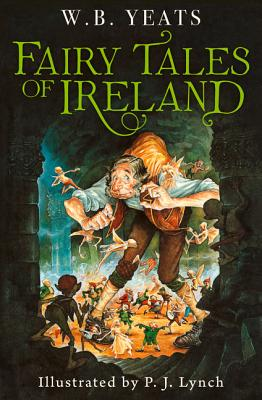 Fairy Tales of Ireland Cover Image