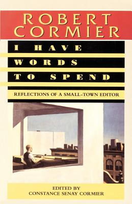I Have Words to Spend Cover