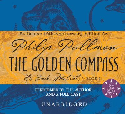 The Golden Compass Anniversary Edition Cover Image