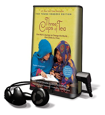 Three Cups of Tea - Young Readers Edition Cover Image