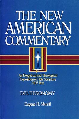 Deuteronomy Cover