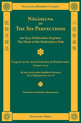 Nagarjuna on the Six Perfections Cover Image