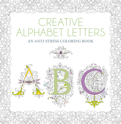 Cover for Creative Alphabet Letters