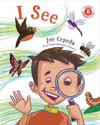 Cover for I See (I Like to Read)