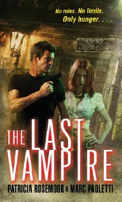 The Last Vampire Cover