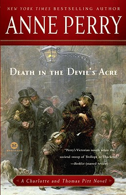 Death in the Devil's Acre Cover