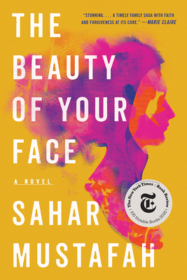 The Beauty of Your Face: A Novel Cover Image