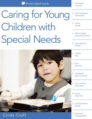 Caring for Young Children with Special Needs (Redleaf Quick Guides) Cover Image