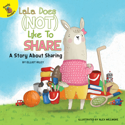 Lala Does (Not) Like to Share Cover Image