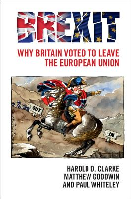 Brexit: Why Britain Voted to Leave the European Union Cover Image