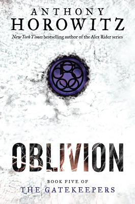 The Gatekeepers #5: Oblivion Cover Image