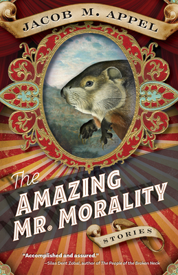 Cover for The Amazing Mr. Morality