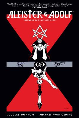 Cover for Aleister & Adolf