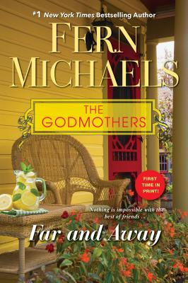 Cover for Far and Away (The Godmothers #7)
