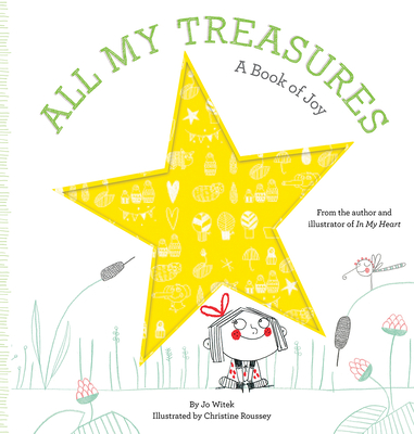 All My Treasures: A Book of Joy Cover Image