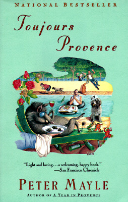 Toujours Provence Cover