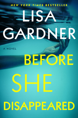 Before She Disappeared: A Novel (A Frankie Elkin Novel #1) Cover Image