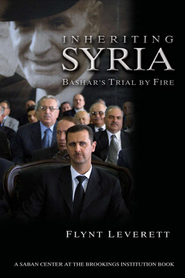 Inheriting Syria Cover