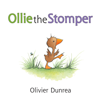 Cover for Ollie the Stomper (Gossie & Friends)