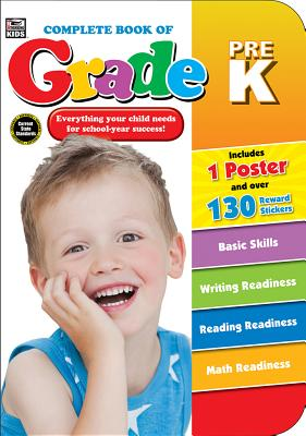 Complete Book of Prek Cover Image