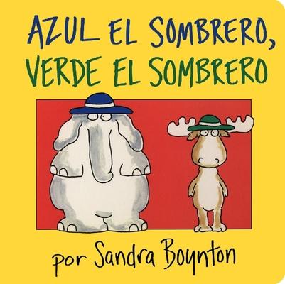 Azul El Sombrero, Verde El Sombrero (Blue Hat, Green Hat) Cover