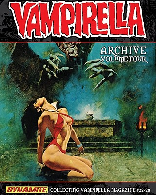 Vampirella Archives Volume 4 Cover