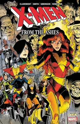 X-Men: From The Ashes Cover Image