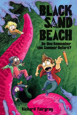 Cover for Black Sand Beach 2