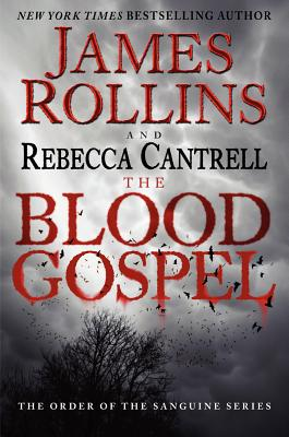 The Blood Gospel Cover