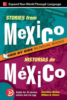 Stories from Mexico / Historias de México, Premium Third Edition Cover Image