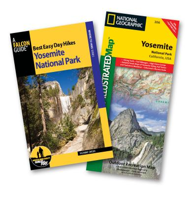 Best Easy Day Hikes Yosemite National Park [With Trail Map] Cover Image