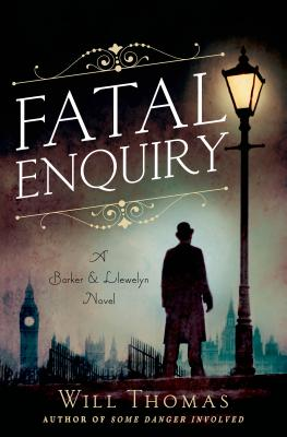 Fatal Enquiry: A Barker & Llewelyn Novel Cover Image