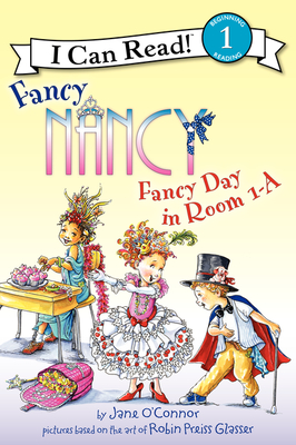 Fancy Day in Room 1-A Cover Image