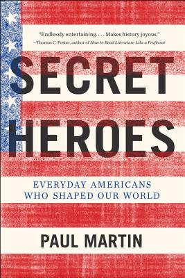 Secret Heroes Cover