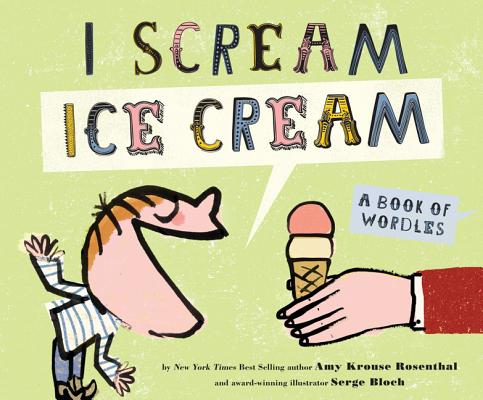 I Scream, Ice Cream! Cover