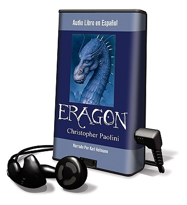 Eragon [With Earbuds] (Playaway Children) Cover Image