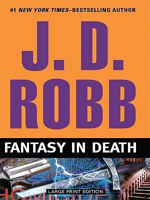 Fantasy in Death (Thorndike Paperback Bestsellers) Cover Image