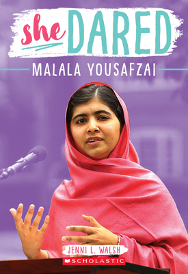 Malala Yousafzai (She Dared) Cover Image