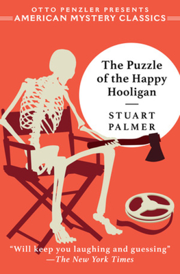 Cover for The Puzzle of the Happy Hooligan (A Hildegarde Withers Mystery)