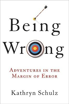 Cover for Being Wrong