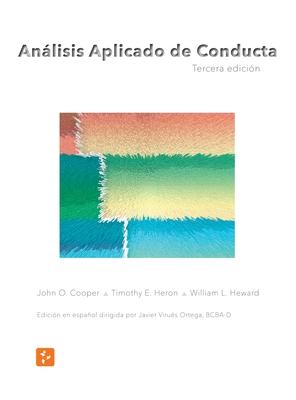 Análisis Aplicado de Conducta, Tercera Edición en Español Cover Image