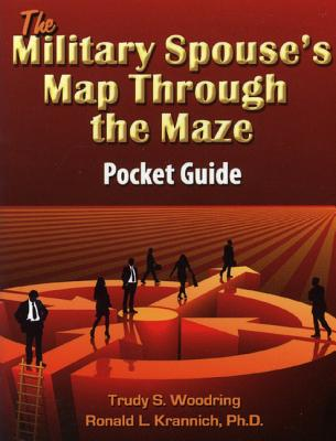 The Military Spouse's Map Through the Maze Pocket Guide Cover Image
