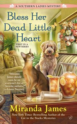 Bless Her Dead Little Heart (A Southern Ladies Mystery #1) Cover Image